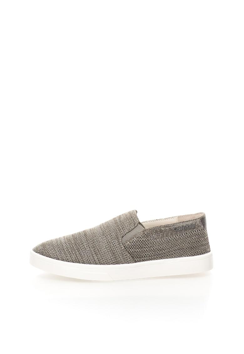 Calvin Klein Pantofi slip-on Inca