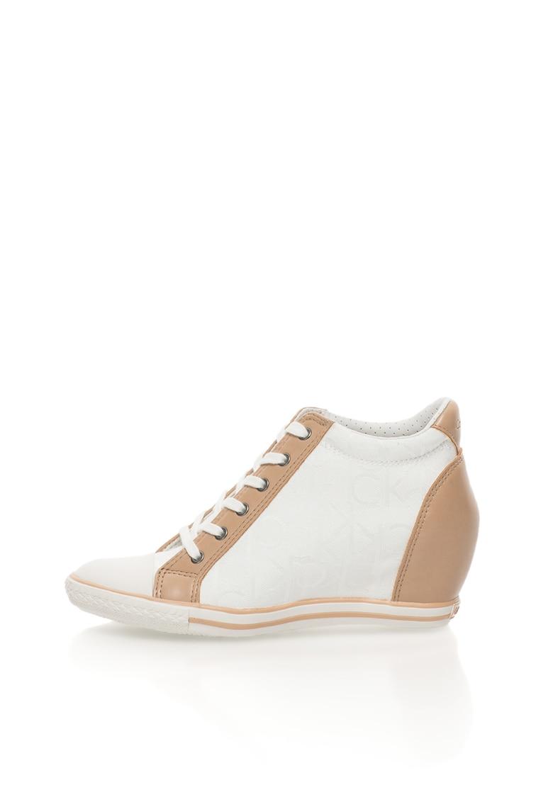 Pantofi sport cu platforma wedge ascunsa Vero thumbnail