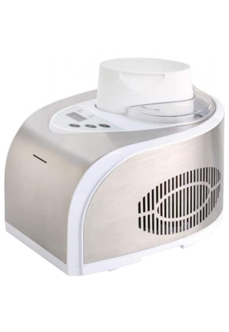 Heinner Aparat de facut inghetata   - 150 W - Bol 1.5l - Compresor - Display LED - Timer - Argintiu