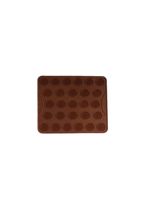 Vanora Tava silicon Macarons/Fursecuri  27 forme