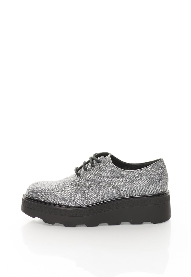 Pantofi wedge