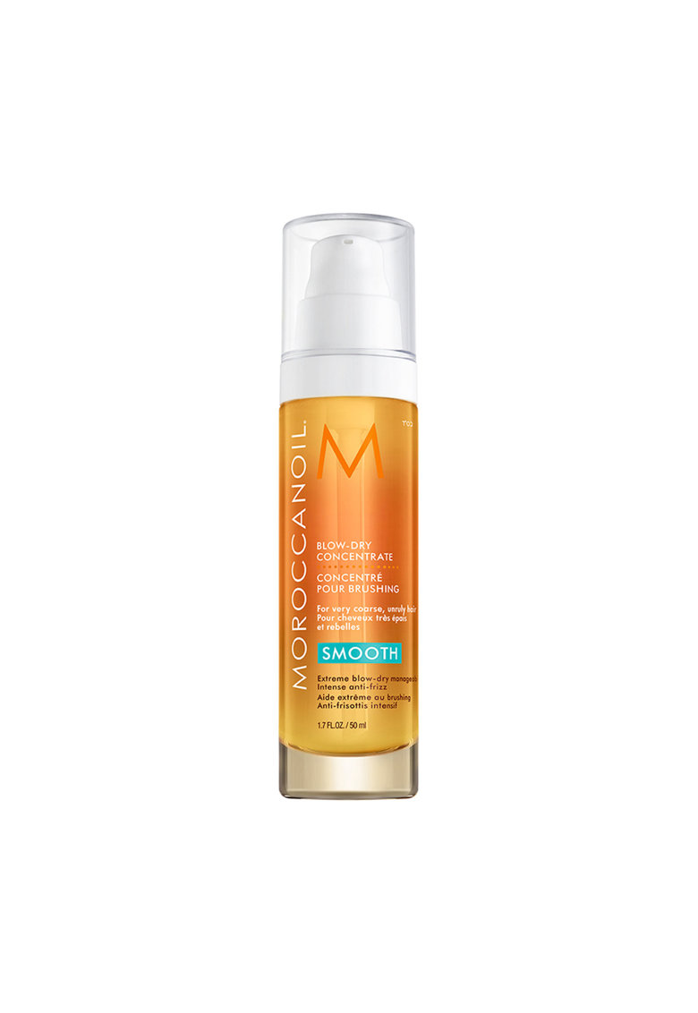 Moroccanoil Ser  Smooth Blow Dry pentru protectie termica - 50 ml