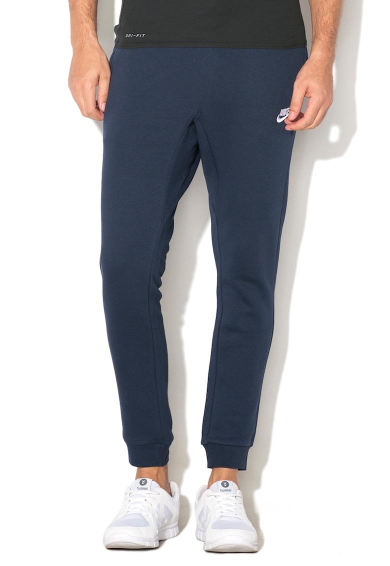 Pantaloni jogger cu snur in talie 13