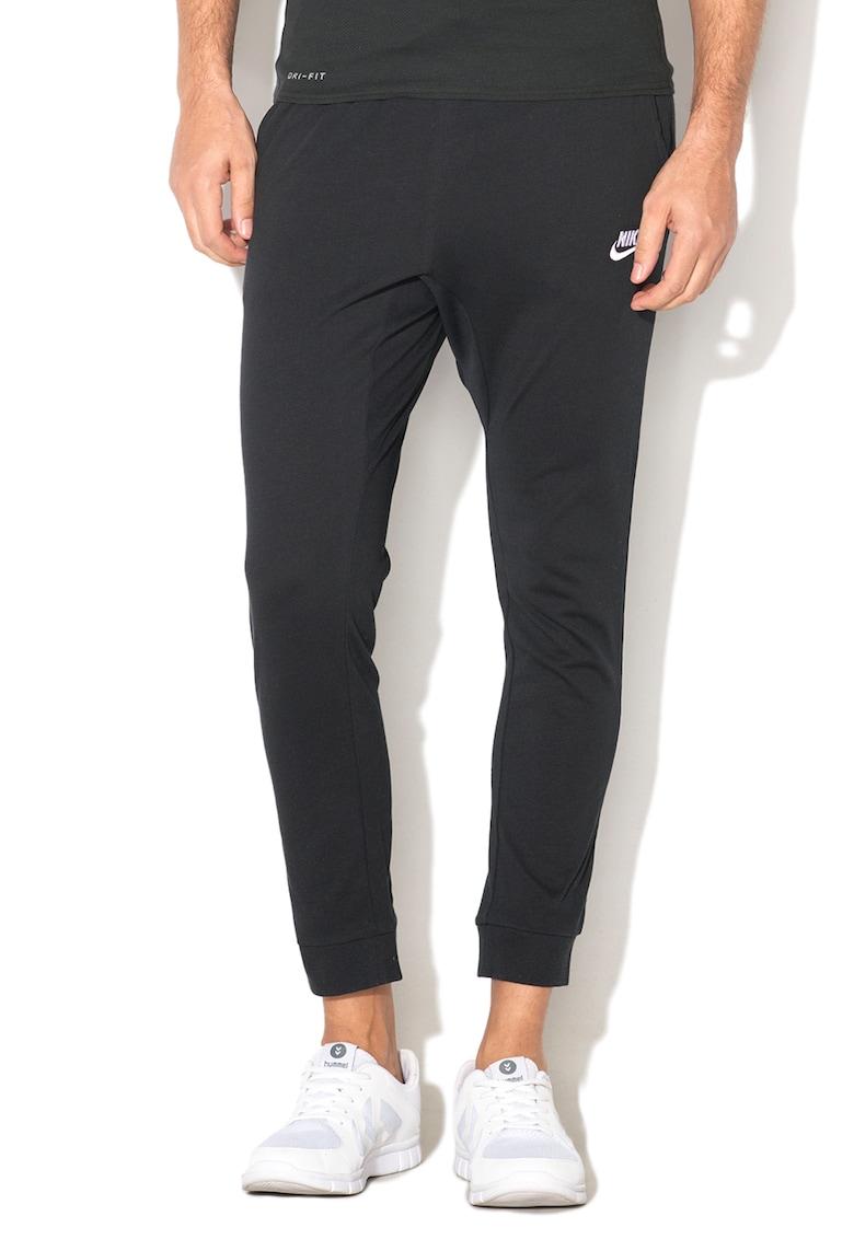 Pantaloni sport cu snur in talie 14