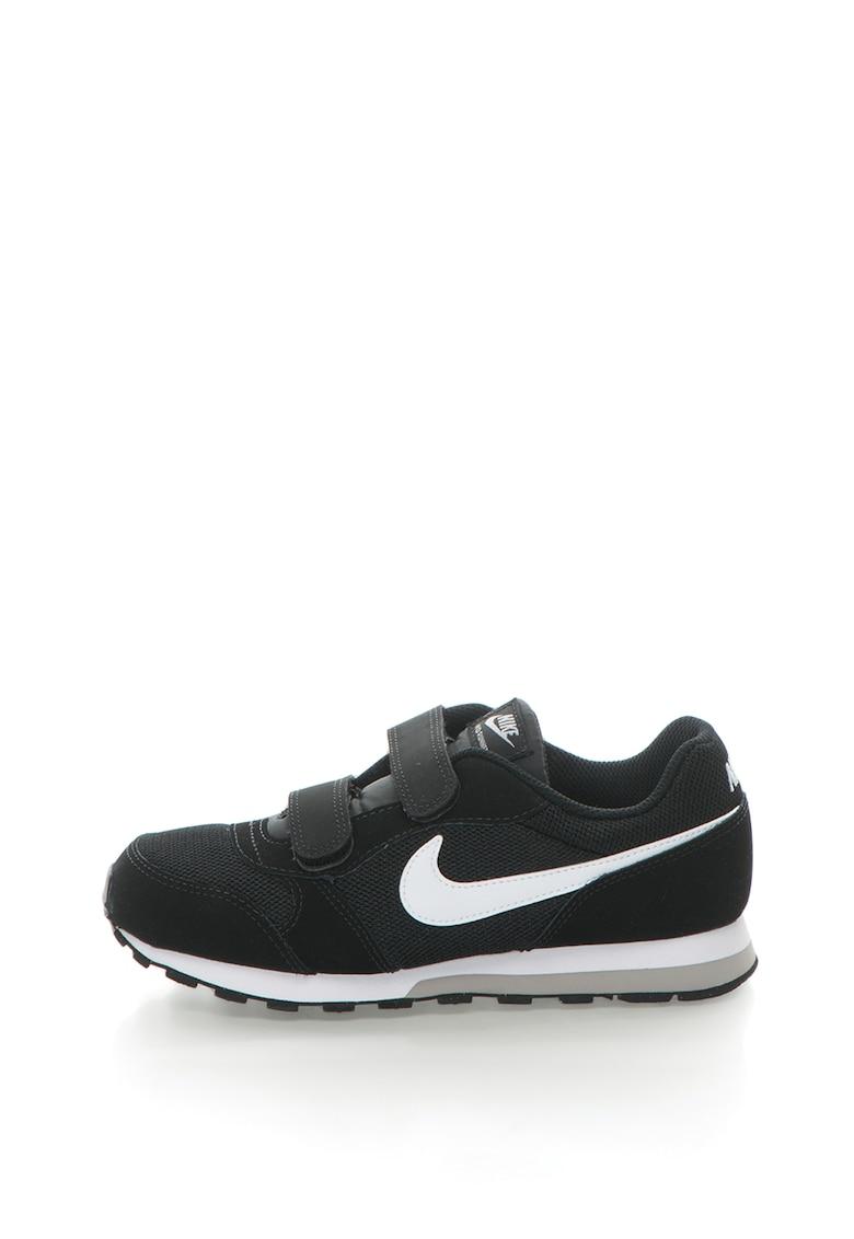 Nike Pantofi sport cu inchidere velcro MD Runner