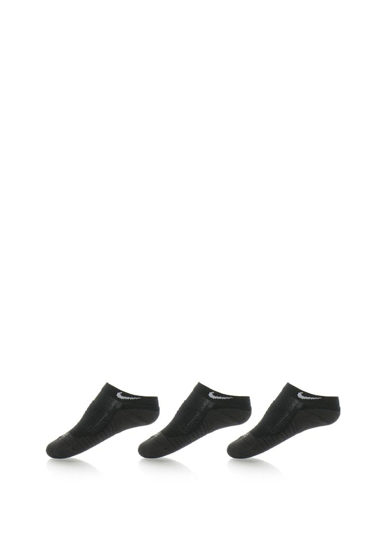 Set de sosete foarte scurte cu efect de amortizare – 3 perechi de la Nike