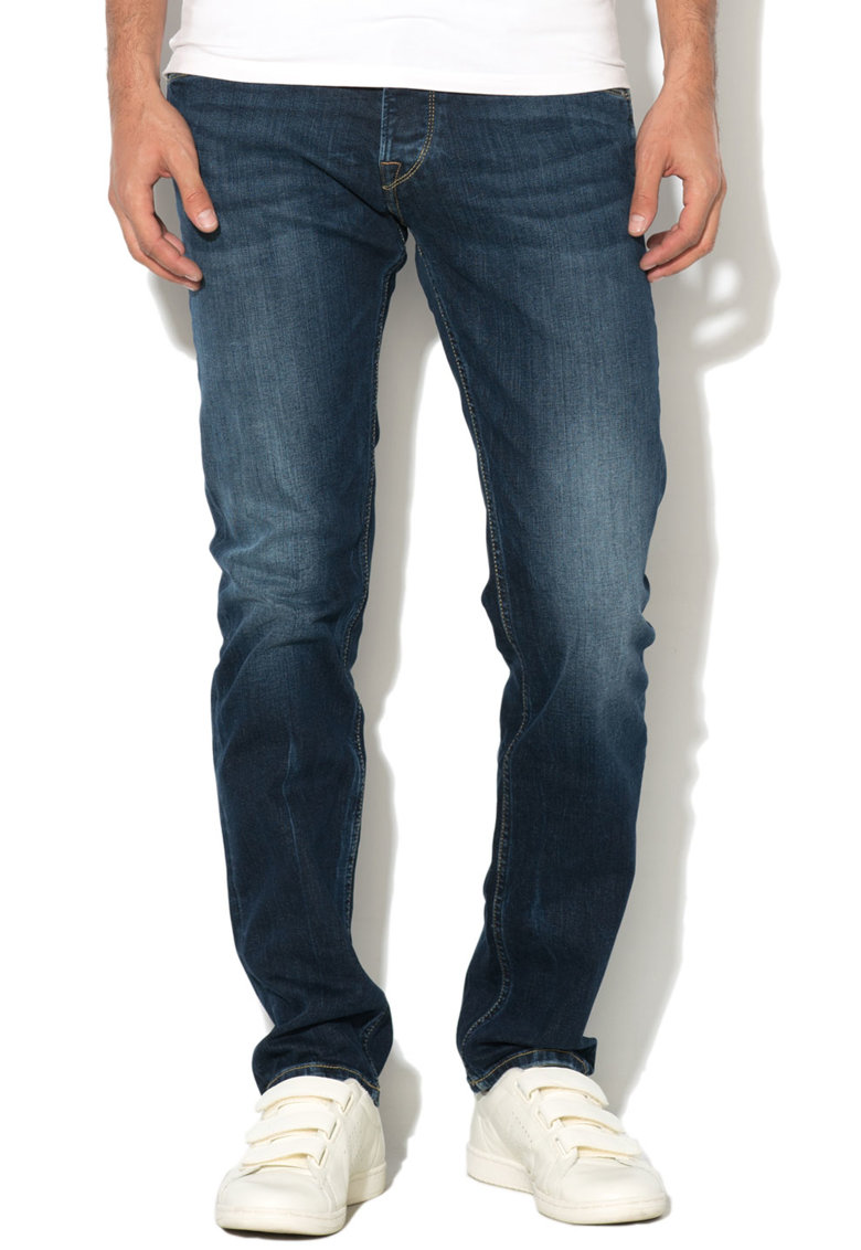 Blugi regular fit Spike Pepe Jeans London