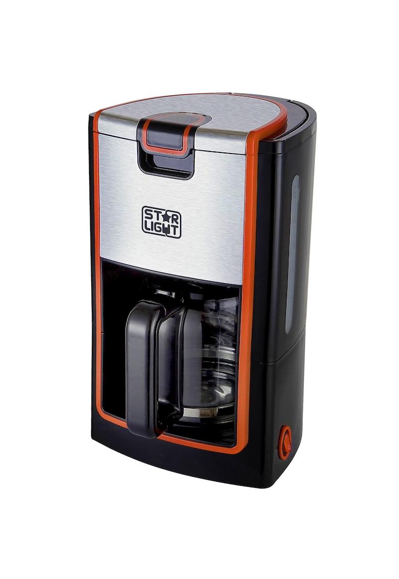 Cafetiera - 900 W - 1.2 l - Negru/Rosu imagine