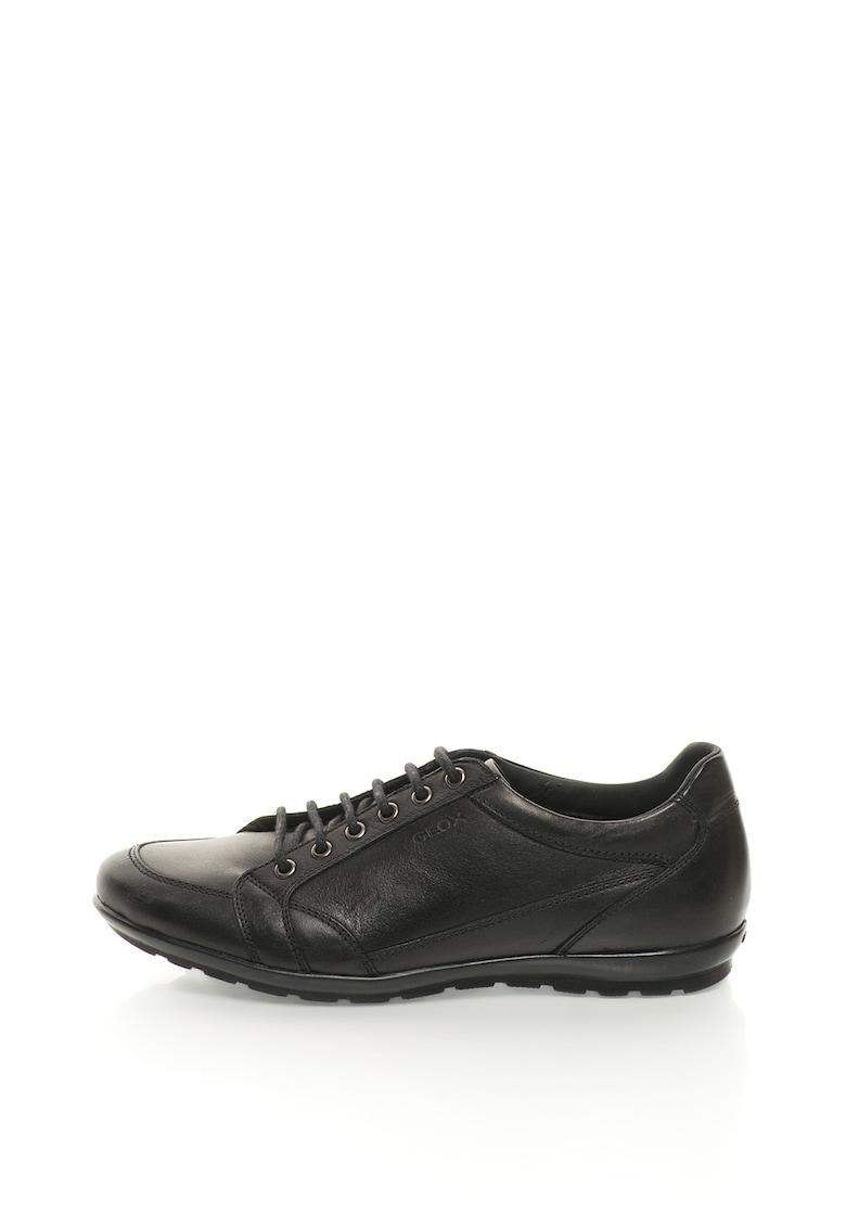 Pantofi casual de piele