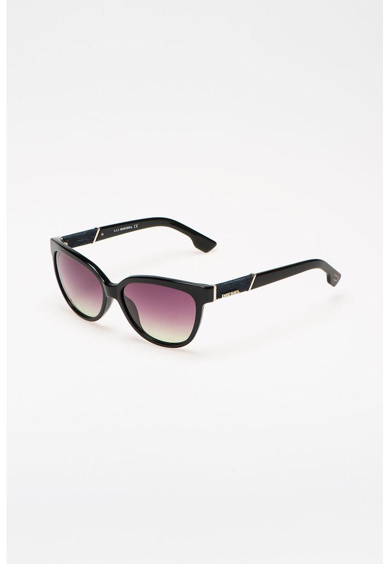 Ochelari de soare cat eye imagine fashiondays.ro Diesel