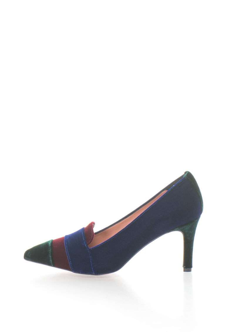 Zee Lane Pantofi stiletto catifelati Raffy