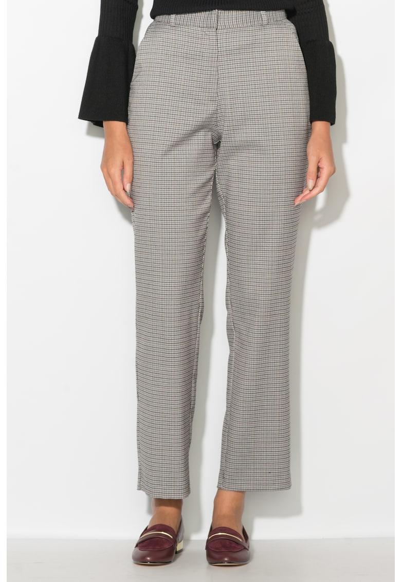 Zee Lane Pantaloni cu talie inalta