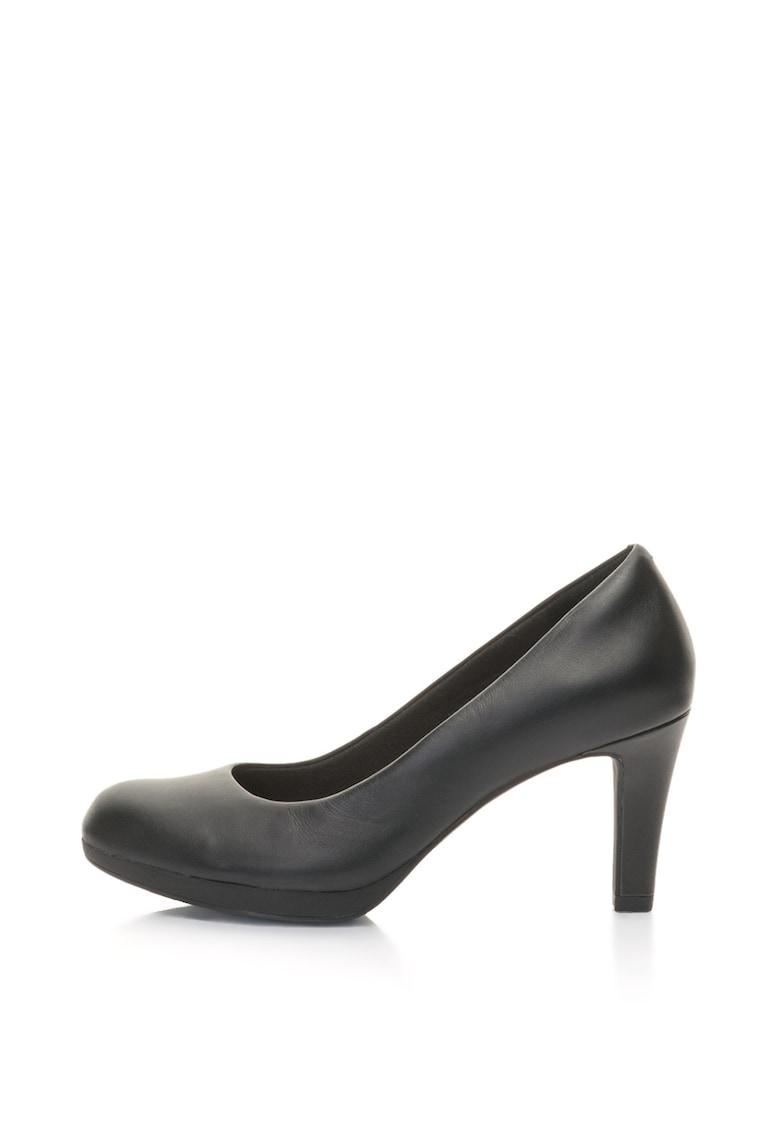 Pantofi cu toc Adriel-Viola