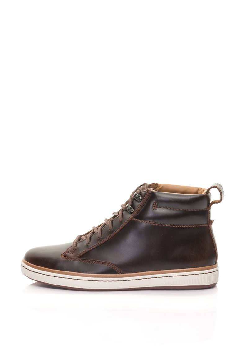 Clarks Pantofi sport de piele Norsen