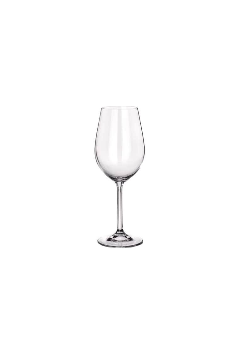 Banquet Set 6 pahare  vin alb - cristal - 350ml