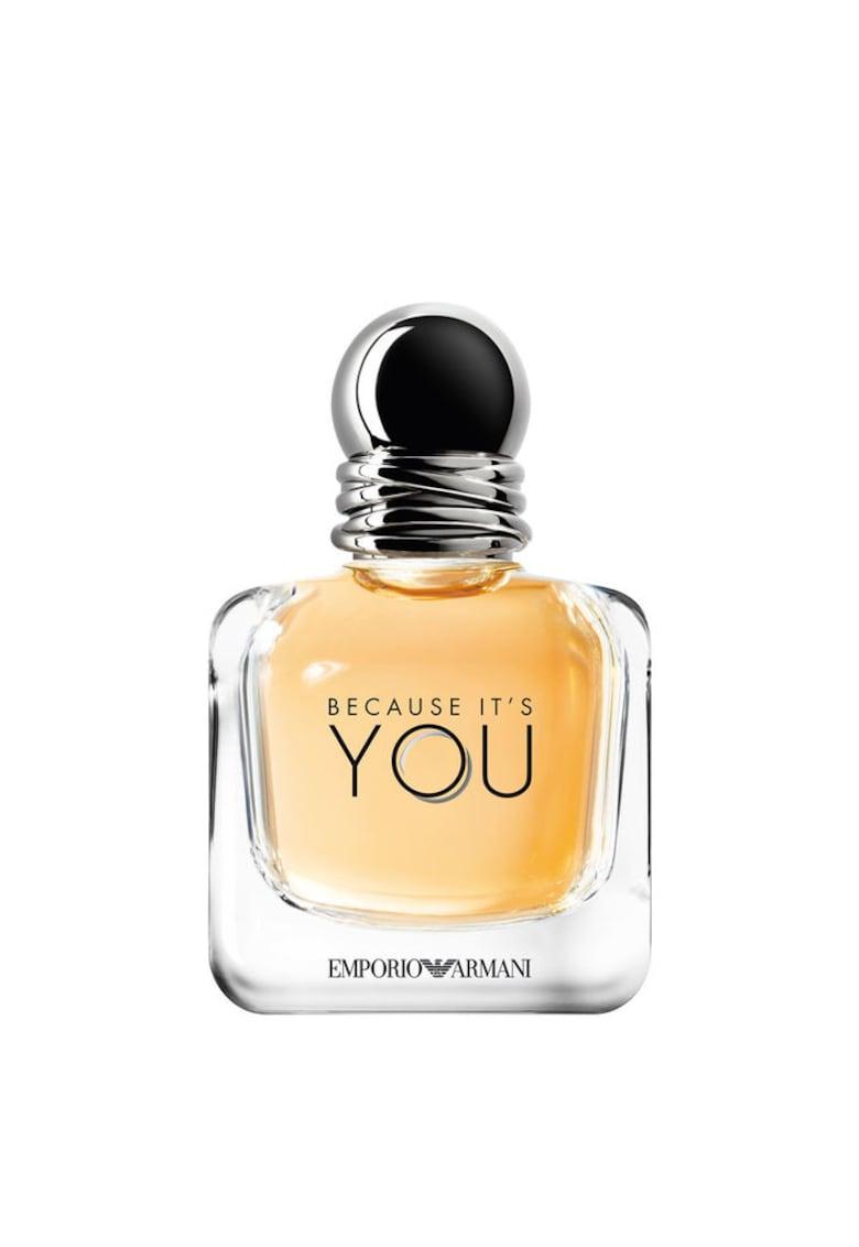 Apa de Parfum Emporio Armani Because It`s You - Femei
