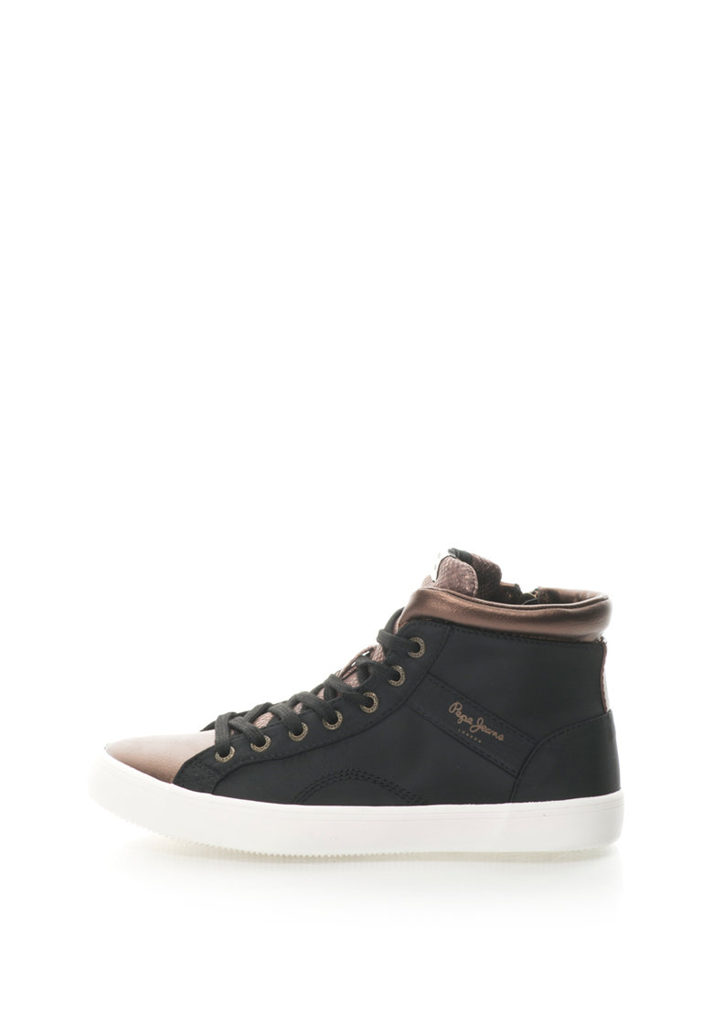 Pepe Jeans London Pantofi sport mid-high Clinton