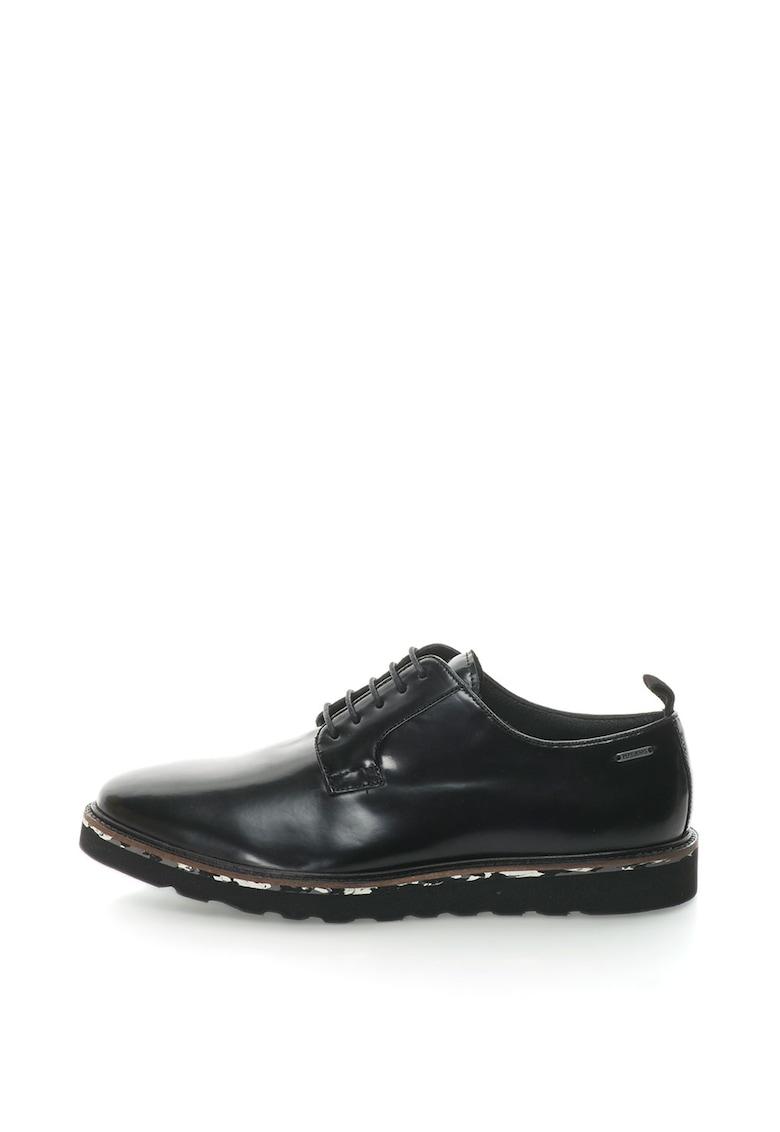 Pantofi derby de piele Barley imagine
