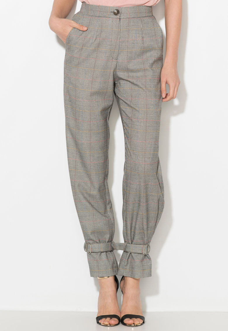 Zee Lane Collection Pantaloni in carouri Glen