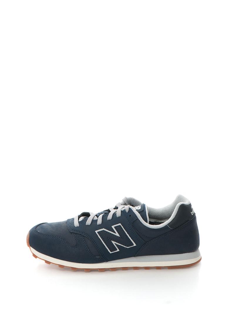 New Balance Pantofi sport de piele sintetica 373
