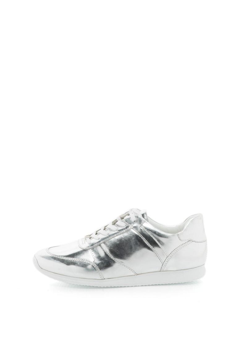 Vagabond Shoemakers Pantofi sport de piele lacuita Kasai
