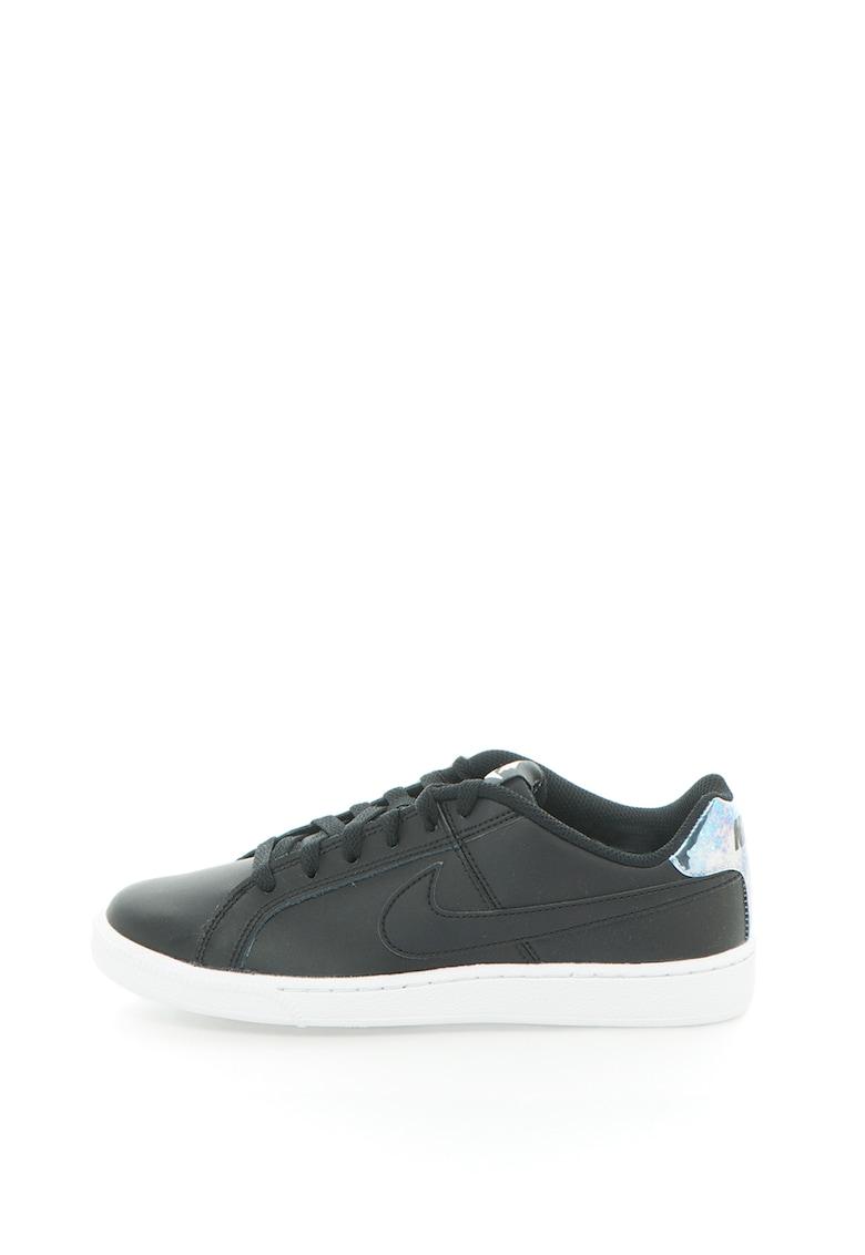 Nike Pantofi sport Court Royale 749867 – Negru –
