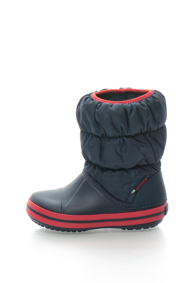 Cizme de iarna cu vatelina Crocs