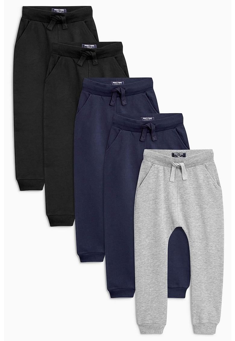 Set de pantaloni sport super skinny - 5 piese