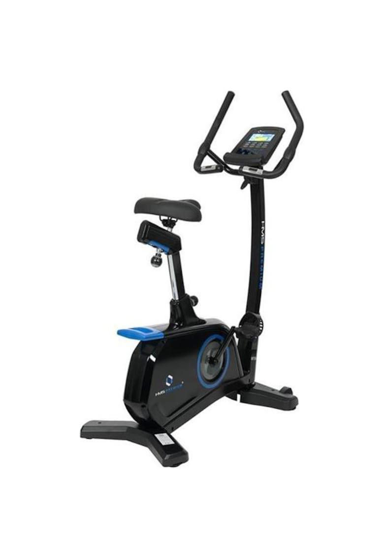 Bicicleta fitness electromagnetica M1844i - ergometru - volant 9kg - iConsole - bluetooth - greutate maxima utilizator 150kg