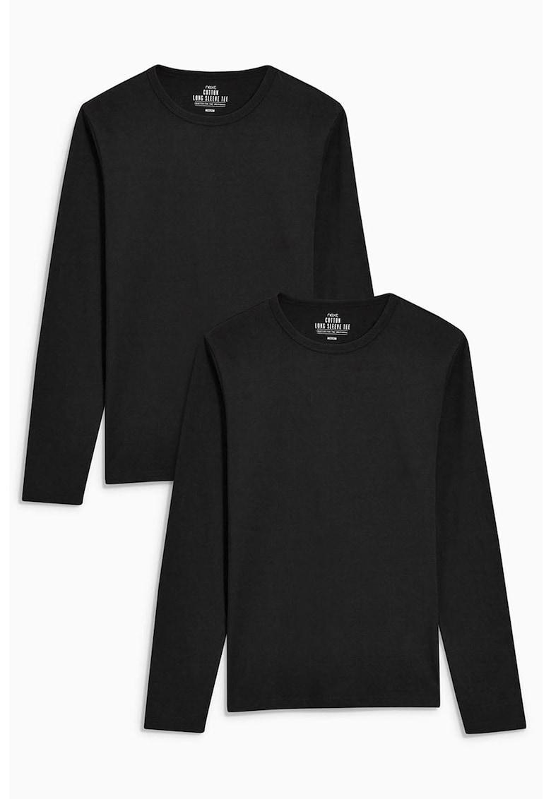 Set de bluze cu maneci lungi – 2 piese de la NEXT