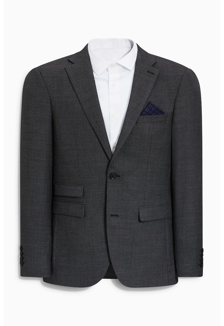 Sacou slim fit elegant de lana de la NEXT