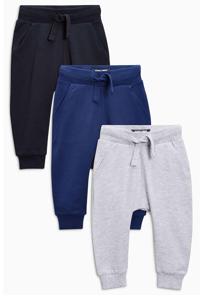 Set de pantaloni jogger super skinny – 3 perechi de la NEXT