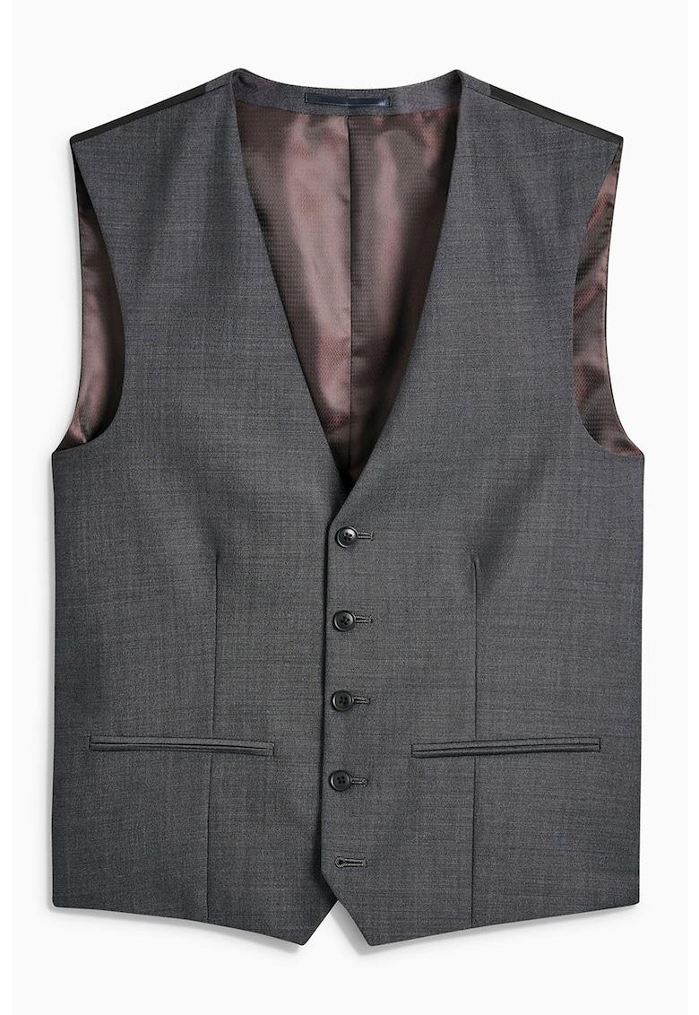 Vesta eleganta din amestec de lana