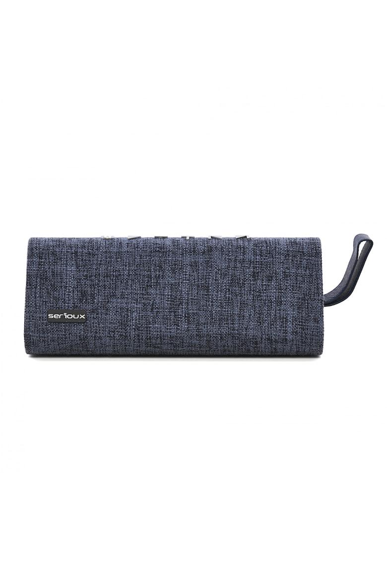 Boxa portabila Wave Prism - Bluetooth - 12W - Blue