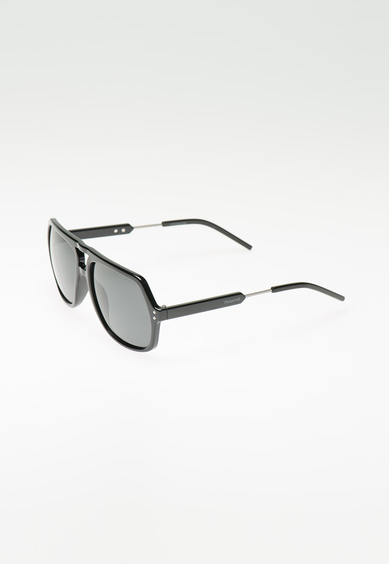 Ochelari de soare patrati polarizati de la Polaroid