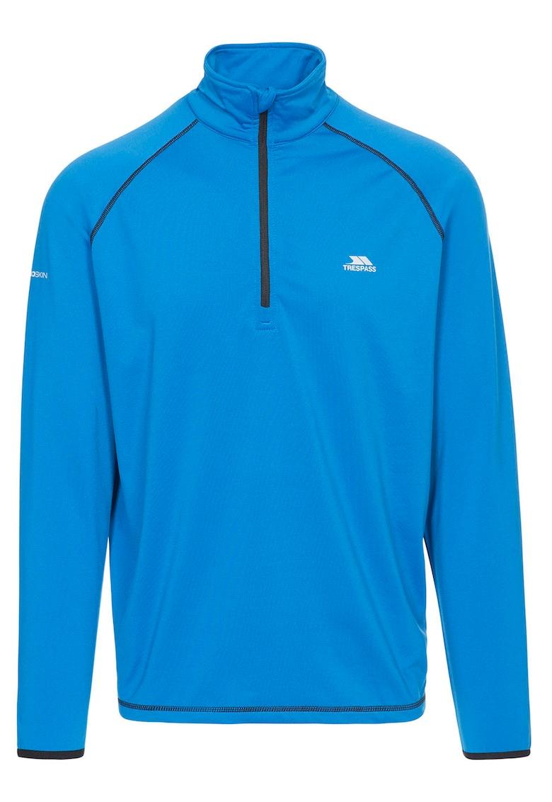 Bluza sport cu uscare rapida si tehnologie Duoskin Dougall de la Trespass
