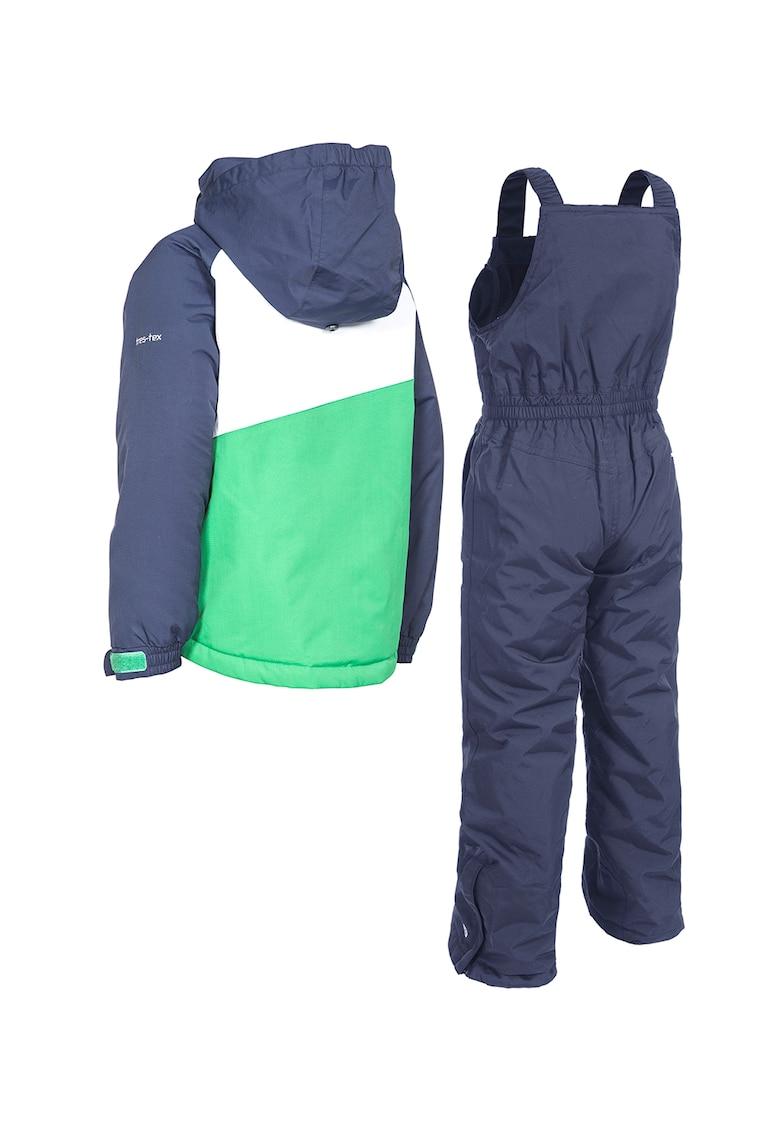 Costum de ski impermeabil si rezistent la vant cu ColdHeat® Crawley imagine
