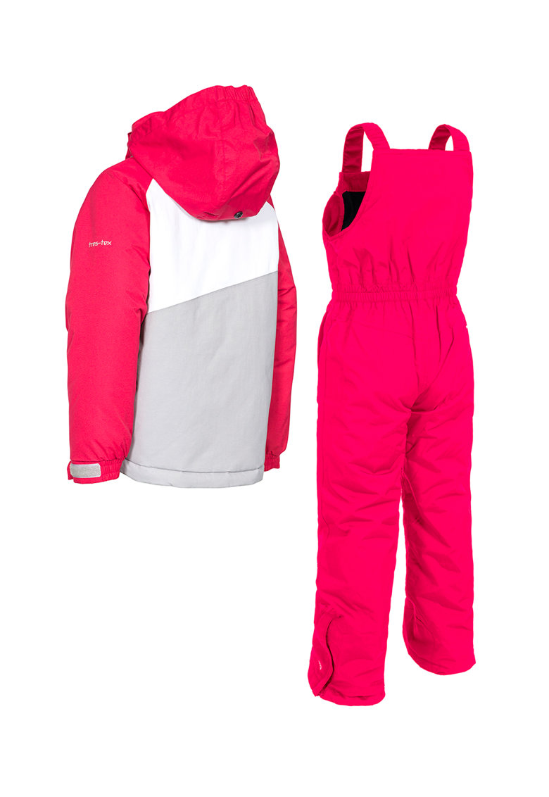 Costum de ski impermeabil si rezistent la vant cu ColdHeat® Crawley imagine fashiondays.ro Trespass