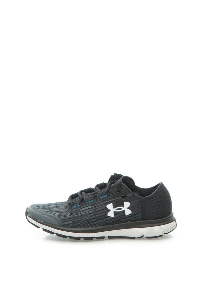 Pantofi pentru alergare cu detalii de plasa Speedform Velociti imagine