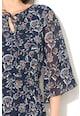 Yumi Rochie tip tunica cu imprimeu floral Femei