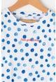 Pepe Jeans London Тениска с отвори на раменете и шарка на точки Момичета