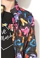 Love Moschino Леко подплатено яке с набирания Жени