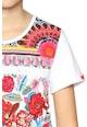 DESIGUAL Ejtett derekú, mintás ruha Lány
