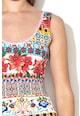 DESIGUAL Luana rövid ruha többféle mintával női