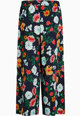 NEXT Pantaloni culotte cu model floral Femei