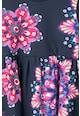 DESIGUAL Aitane virágmintás A-vonalú ruha Lány