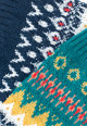 United Colors of Benetton Fular circular din amestec de mohair Femei