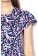 Esprit Rochie evazata cu imprimeu floral Femei