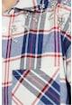KOTON Camasa in carouri cu aplicatii cu strasuri Femei