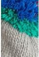 NEXT Плетена шапка с помпон Момчета